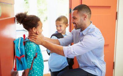 Preschool Drop-off: Tips for a More Happy Goodbye